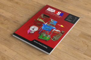 Graphic Design - Product Catalog for Benchmark USA